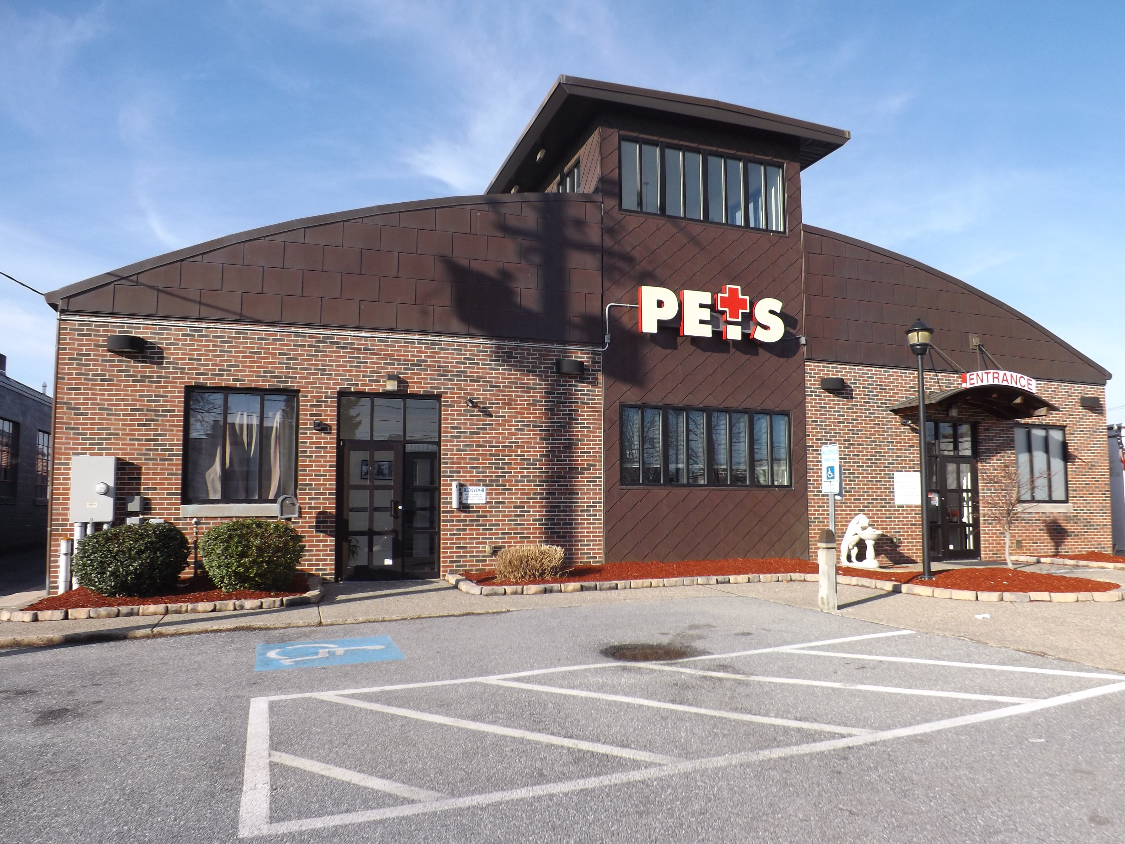 PETS Lancaster Building